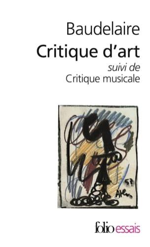 Critique d'art, suivi de Critique musicale laflutedepan