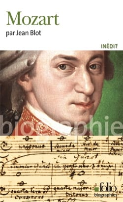Mozart Jean BLOT Livre Les Hommes - laflutedepan