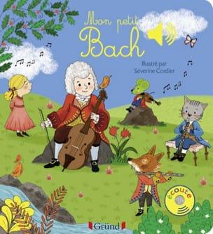 Émilie COLLET - Mon petit Bach - Livre - di-arezzo.fr