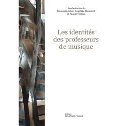 François JOLIAT - Les identités des professeurs de musique - Livre - di-arezzo.fr