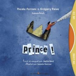 Prince ! Sophie BOEUF Livre Contes musicaux - laflutedepan