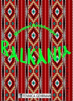 Balkania Herman RECHBERGER Livre Les Pays - laflutedepan