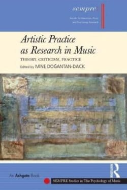 Artistic Practice as Research in Music - laflutedepan.com