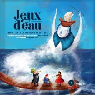 Ana GERHARD - Jeux d'eau - Livre - di-arezzo.fr