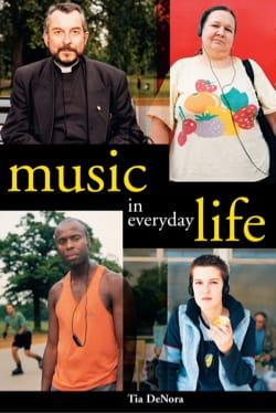 Music in everyday life DE NORA Tia Livre Les Sciences - laflutedepan