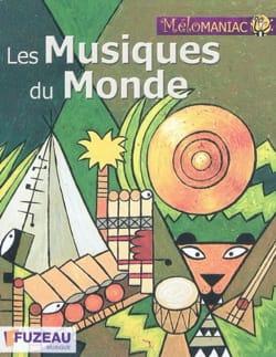 Régis HAAS - Les musiques du monde - Livre - di-arezzo.fr