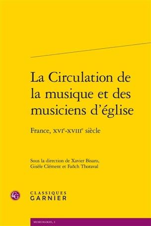 La circulation de la musique et des musiciens d'église - laflutedepan.com