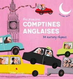 Mes premières comptines anglaises - Jeanette LORIC - laflutedepan.com