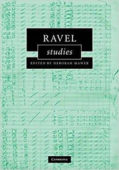 Ravel studies MAWER Deborah ed. Livre Les Hommes - laflutedepan