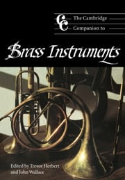 Cambridge companion to brass instruments laflutedepan