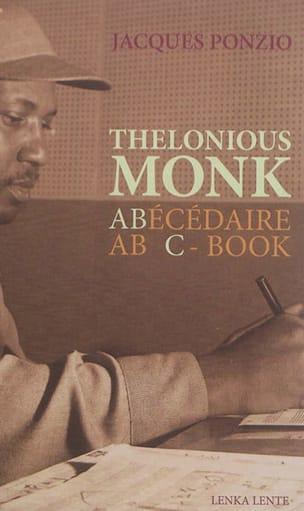 Thelenious Monk - Abécédaire : A B C - Book laflutedepan