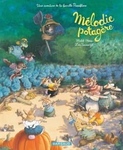 Mélodie potagère : une aventure de la famille Passiflore laflutedepan