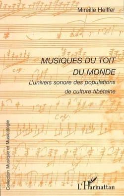 Musiques du toit du monde Mireille HELFFER Livre laflutedepan