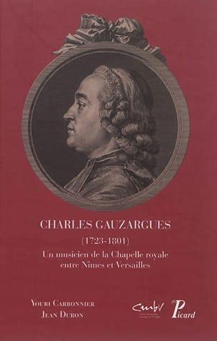 Charles Gauzargues : un musicien de la Chapelle royale entre Nîmes et Versailles - laflutedepan.com