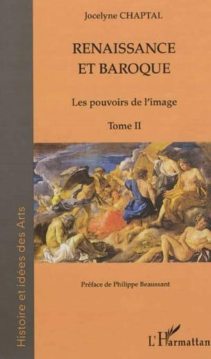Renaissance et baroque, tome 2 : les pouvoirs de l'image - laflutedepan.com