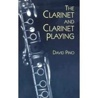 The clarinet and clarinet playing David PINO Livre laflutedepan
