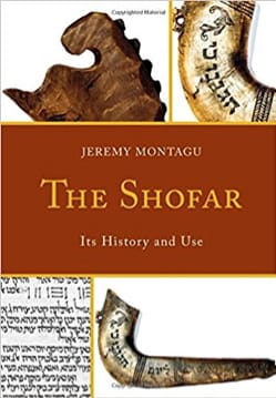 The shofar: Its History and Use - Jeremy MONTAGU - laflutedepan.com
