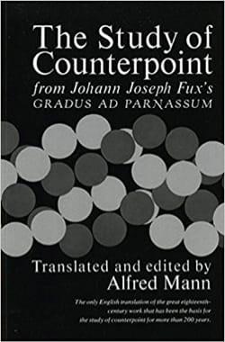 The study of counterpoint - FUX Johann Joseph - laflutedepan.com