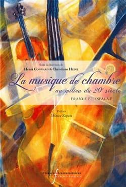 La musique de chambre au milieu du XXè siècle : France et Espagne laflutedepan