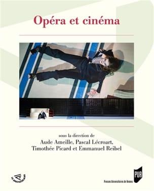 Opéra et cinéma COLLECTIF Livre Les Oeuvres - laflutedepan