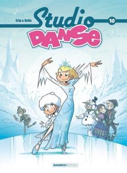 Studio danse, vol. 10 CRIP / BEKA Livre laflutedepan