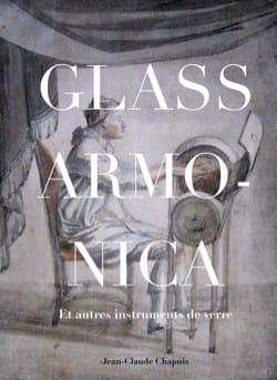CHAPUIS Jean-Philippe - Glass armonica - Livre - di-arezzo.fr