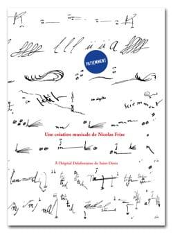 Patiemment - Nicolas FRIZE - Livre - Les Hommes - laflutedepan.com