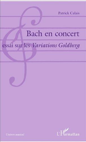 Bach en concert : essai sur les Variations Goldberg - laflutedepan.com