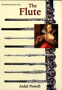 The flute Ardal POWELL Livre Les Instruments - laflutedepan