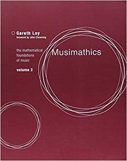 Musimathics, volume 2 Gareth LOY Livre Les Sciences - laflutedepan
