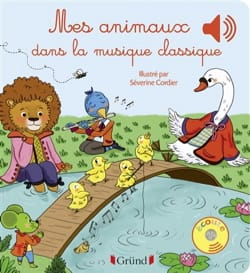 Séverine CORDIER - My animals in classical music - Book - di-arezzo.com