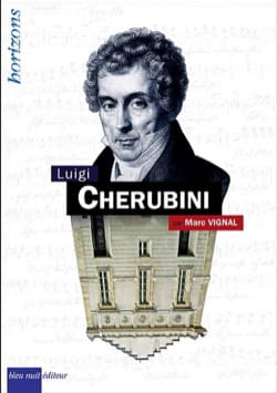 Luigi Cherubini - Marc VIGNAL - Livre - Les Hommes - laflutedepan.com