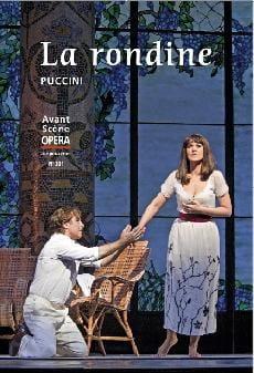 Avant-scène opéra (L'), n° 301 - La Rondine PUCCINI Livre laflutedepan