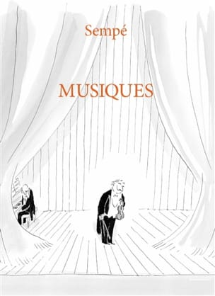 SEMPÉ Jean-Jacques - Music - Book - di-arezzo.com
