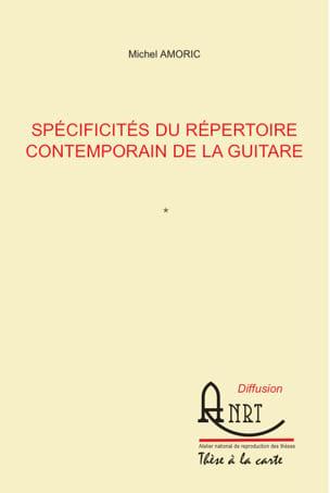 Spécificités du répertoire contemporain de la guitare - laflutedepan.com