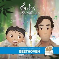 CARBONI Jean-Philippe - Jules and the world of harmonia, volume 3: Beethoven - Book - di-arezzo.com