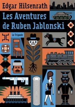 Edgar HILSENRATH - The adventures of Ruben Jablonski - Sheet Music - di-arezzo.co.uk