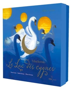 TCHAÏKOVSKY Piotr Ilitch - Swan Lake - Book - di-arezzo.co.uk