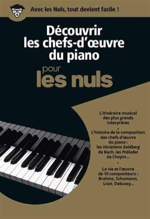 Découvrir les chefs-d'oeuvre du piano pour les nuls laflutedepan