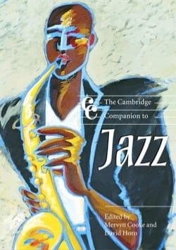 The Cambridge companion to Jazz - COOKE Mervyn ed. - laflutedepan.com