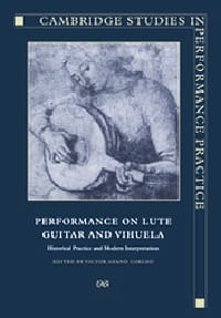 Performance on lute, guitar, and vihuela laflutedepan