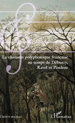 La chanson polyphonique française Marielle CAFAFA Livre laflutedepan