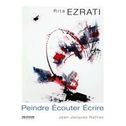 Rita Ezrati : peindre, écouter, écrire laflutedepan