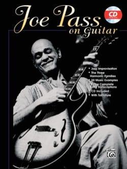 On guitar    MANQUE LE DISQUE - Joe PASS - laflutedepan.com