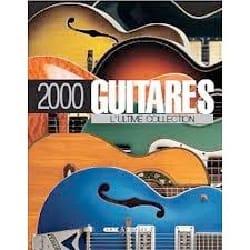 2.000 guitares : l'ultime collection Collectif Livre laflutedepan