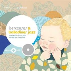 Berceuses et balladines jazz Murielle SZAC Livre laflutedepan