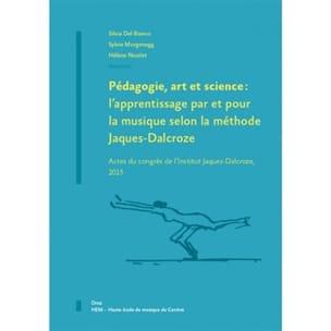 COLLECTIF - Pédagogie, art et science - Livre - di-arezzo.fr