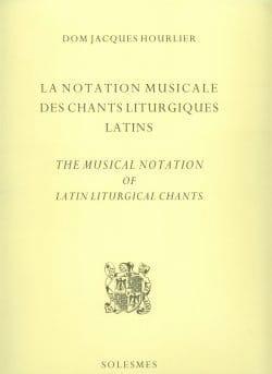 La notation musicale des chants liturgiques latins - laflutedepan.com