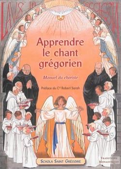 Laus in Ecclesia, volume 2 : apprendre le chant grégorien - laflutedepan.com