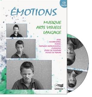 Collectif - Emotions : musique, arts visuels, langage - Livre - di-arezzo.fr